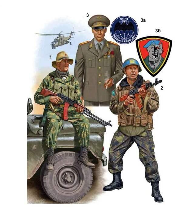 Спецназ после распада СССР