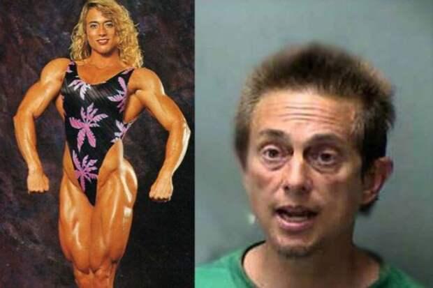3. Дениз Рутковски steroid, девушки, качки, спорт