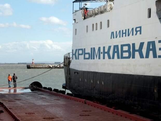 Глава МЧС просит обеспечить бесперебойную работу Керченской переправы