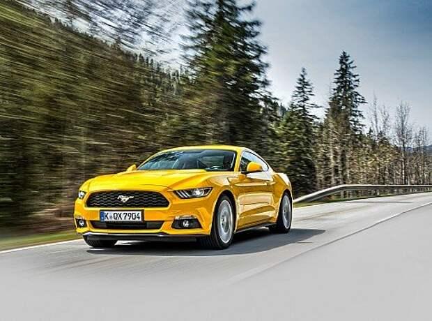 Тест Ford Mustang: да будет рок!