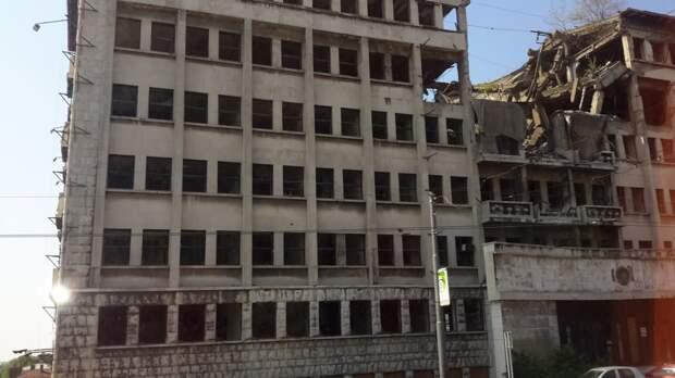 Китай вдруг вспомнил уничтожение США китайского посольства в Сербии