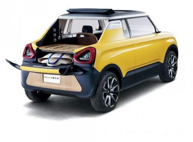 Suzuki привезет в Токио веселые концепты (ФОТО)
