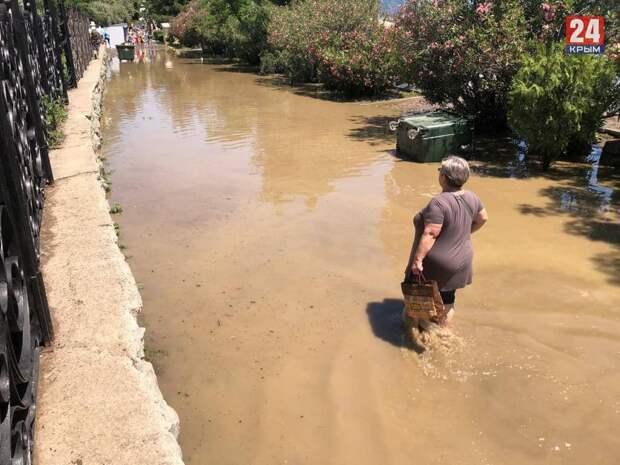 Как пострадавшим от потопа в Ялте подать заявление на компенсацию. Телефоны, адреса