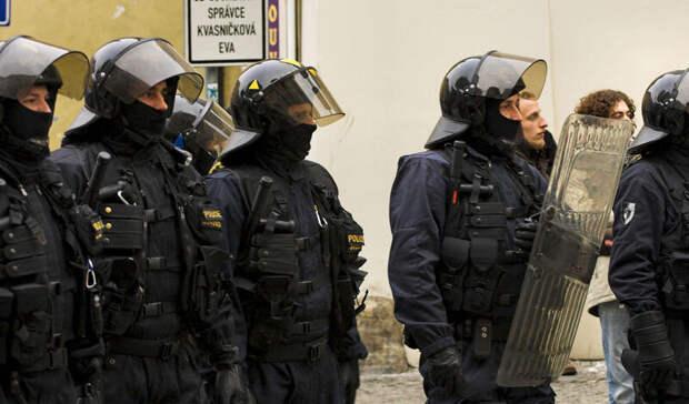 В Чехии задержали пятерых агентов ГРУ