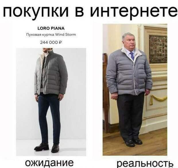 Почем лук? Рунет оценил кроссовки Путина и высмеял куртку Сечина