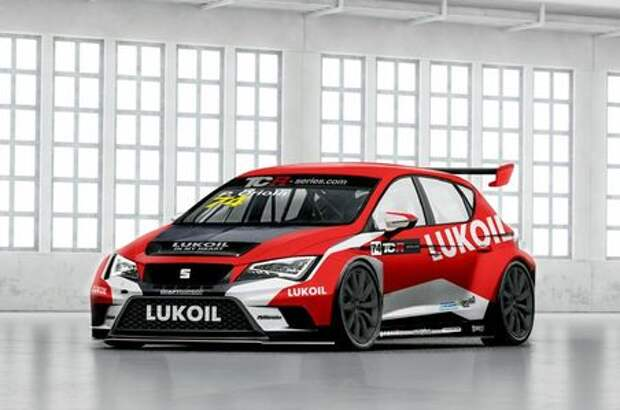 TCR: новый пилот в команде Lukoil