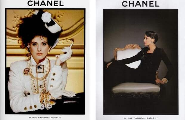 Стиль самой яркой музы Chanel Инес де ля Фрессанж | Женские страсти