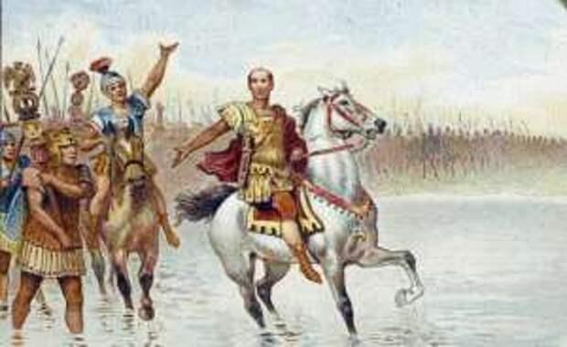 Гай Юлий Цезарь — древнеримский государственный и политический деятель
