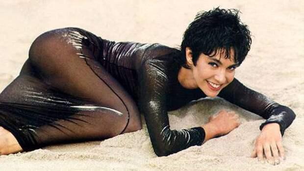 Анн Парийо. В 90-ых ее звали Никита.