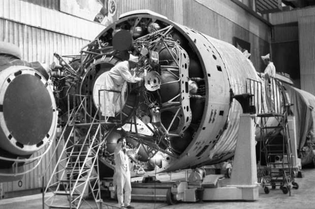 Советское космическое оружие впечатлило The Drive
