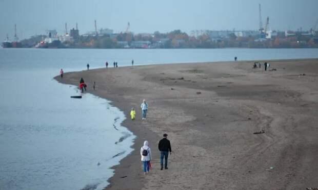 17сентября вАрхангельске будет +9°С