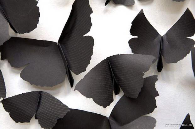 Черные мотыльки Карлоса Аморалеса
