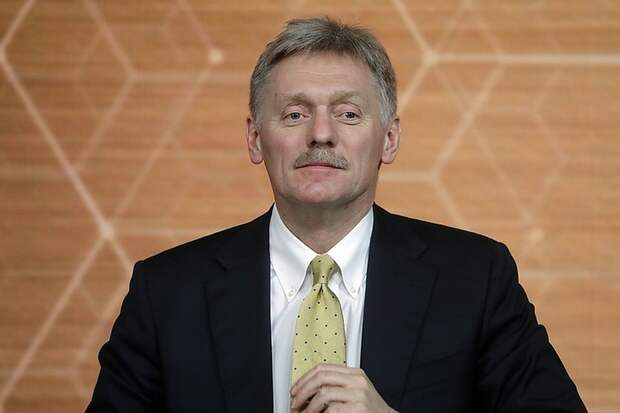 Пресс-секретарь президента Дмитрий Песков. Фото: Михаил Метцель/ТАСС