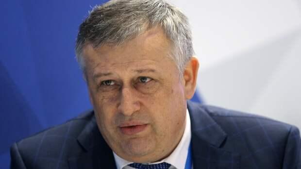 Губернатор Ленинградской области Дрозденко преподал урок истории эстонскому политику Пыллуаасу