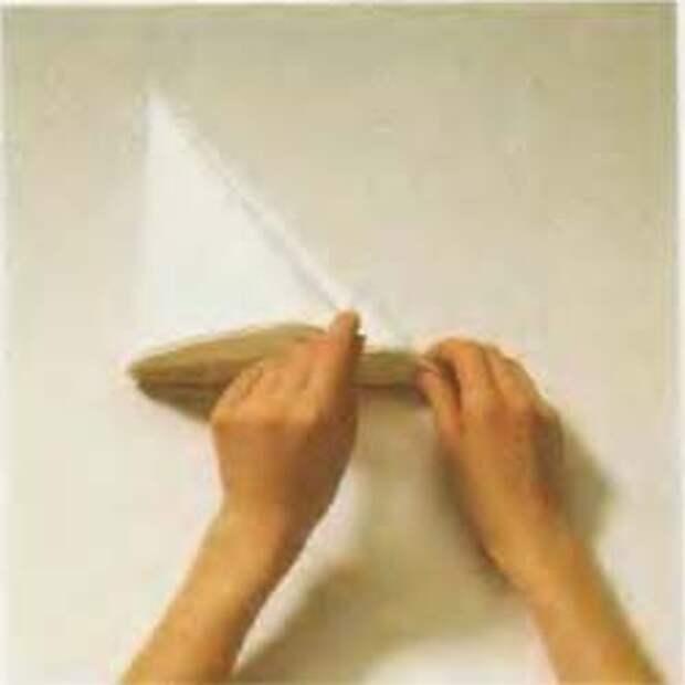 Как сворачивать салфетки