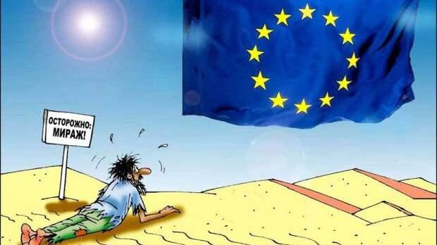 Европа отказала Украине в свободном въезде. Надолго