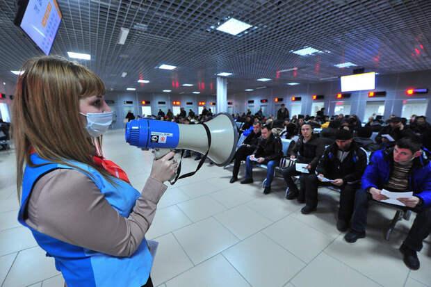 Более 100 мигрантов выдворят из России после массовой драки в Москве