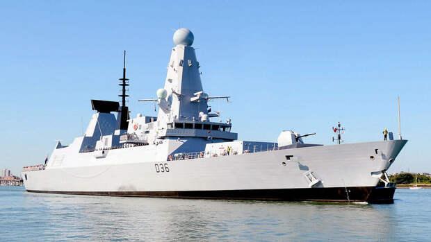 Эксперт рассказал, что британский эсминец нарушал российскую границу в боеготовом состоянии
