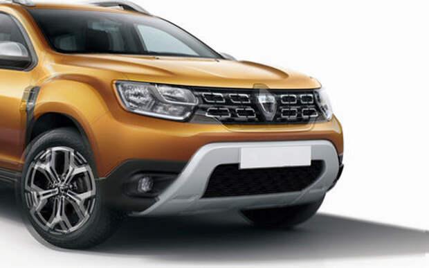 Разный облик: Renault не будет вешать свой шильдик на модели Dacia