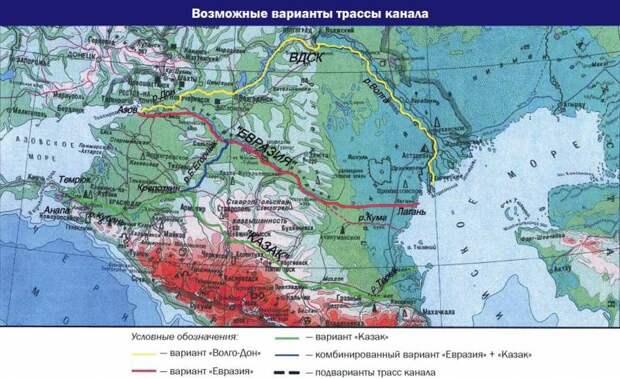 Россия может сделать грандиозный подарок Казахстану