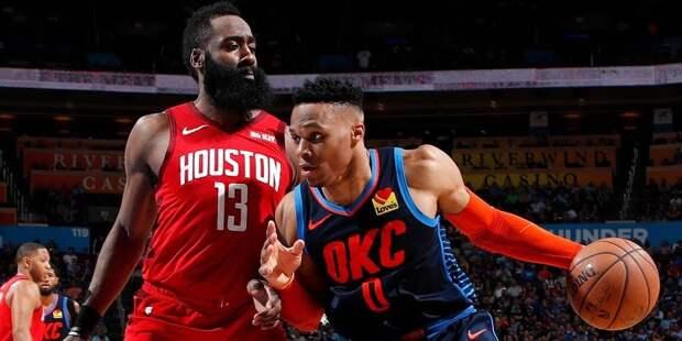 «Хьюстон Рокетс» проиграл «Нью-Орлеану» в матче НБА