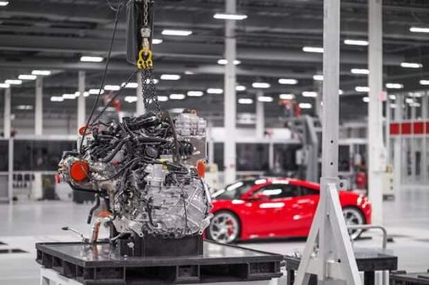 Кино для автогурманов: Acura показала процесс сборки суперкара NSX