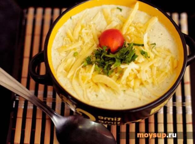 Готовим сырный суп с курицей — оригинальный рецепт для вкусного обеда