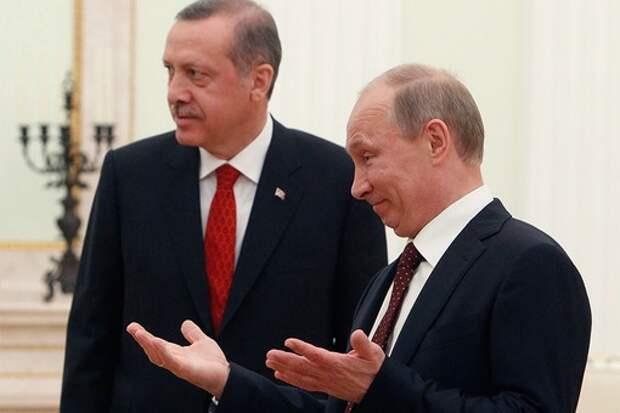 Турция поняла: ОН не ошибается