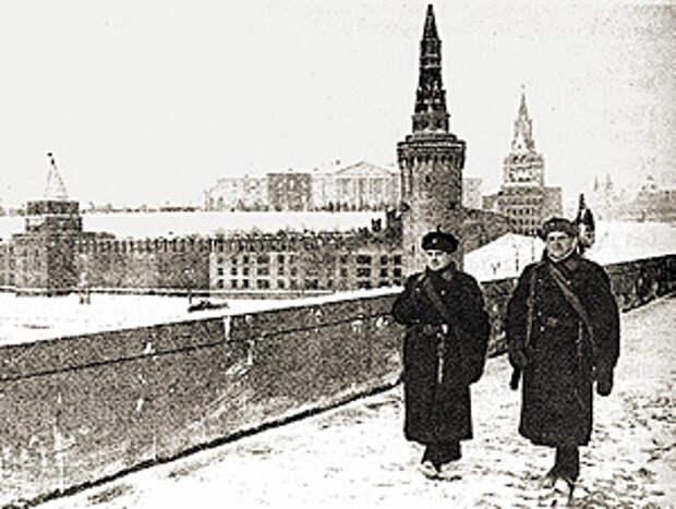 Кремлевские стены стали выглядеть, как жилые дома