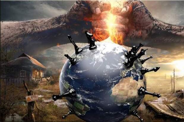 Хроники Четвертой Мировой войны