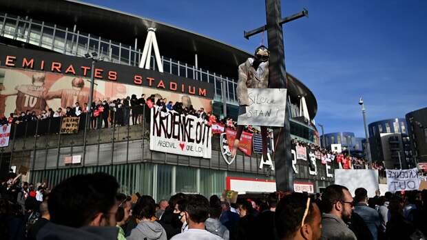 Владельцы «Арсенала» выступили с заявлением: семейство Кронке не собирается продавать клуб