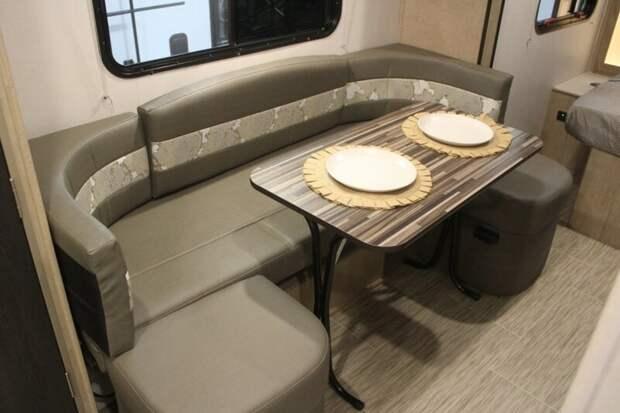 Внутренности R-Pod авто, дома на колесах, кемпинг, отдых, прицепы, трейлер, трейлеры, фото
