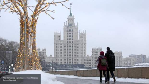 Москвичам рассказали о погоде на этой неделе