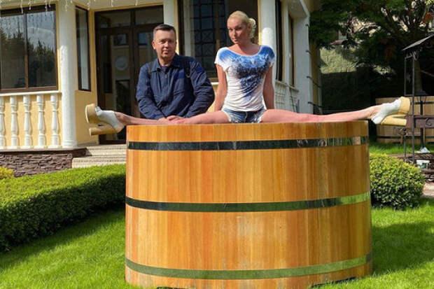 «Безнадежная ситуация»: Волочкова продаст купель дляоплаты штрафов