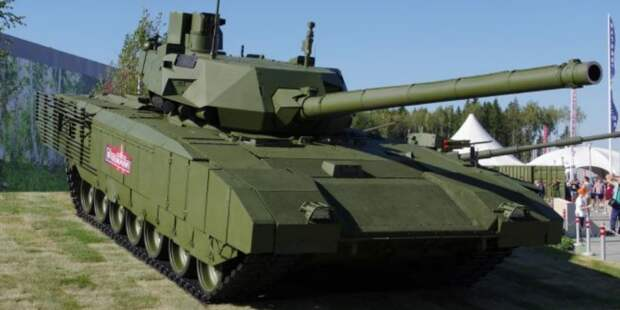 Drive: Кремль послал в Сирию танки «Армата», вызвав резонанс на Западе
