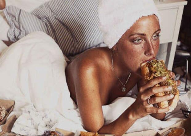 Фотограф Сара Баба и ее гастрономический оргазм