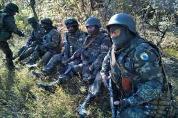 Радикалы из «Азова» подорвали украинских пограничников, мешавших вывозить оружие из Донбасса
