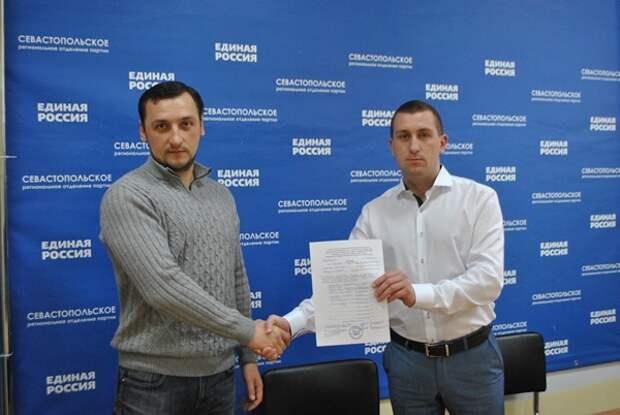 Шестой участник предварительного голосования в Севастополе