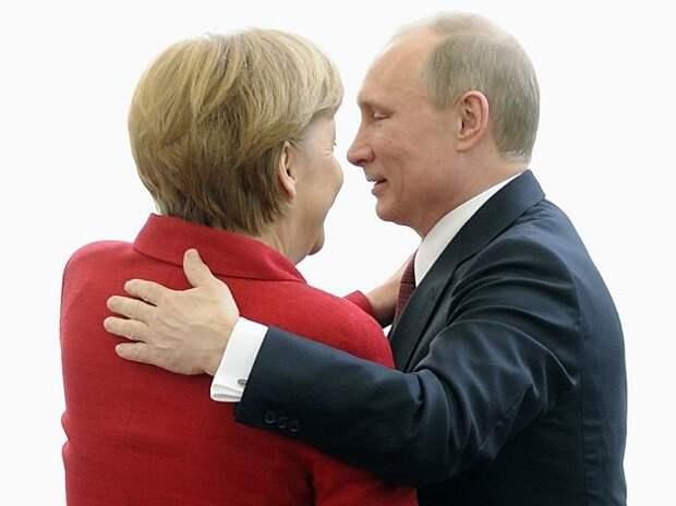 Путин поздравил Обаму и Меркель с Новым годом