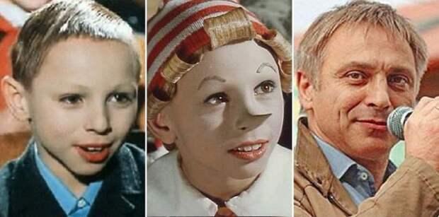 Актеры любимых фильмов для детей тогда и сейчас (фото)