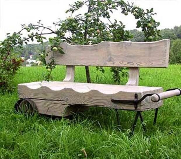 передвижная скамейка