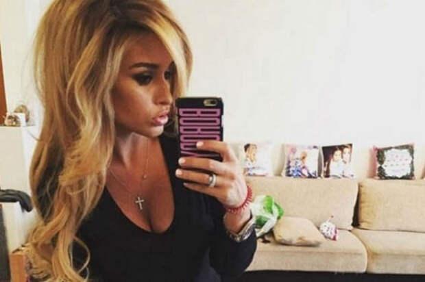 Бородина восстановила свой профиль в Инстаграм