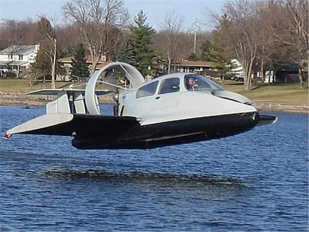 Экраноплан Hoverwing UH 19XRW авто, броневик, военная техника