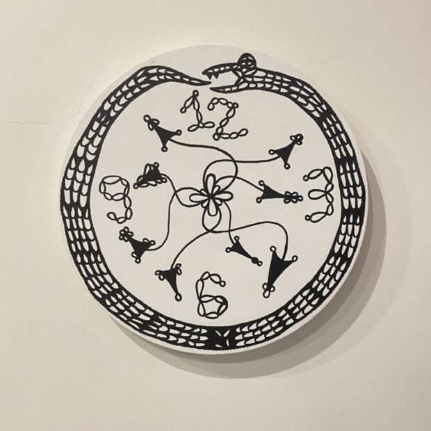 22 июля в галерее «Тушино» откроется персональная выставка Марка Кондратюка