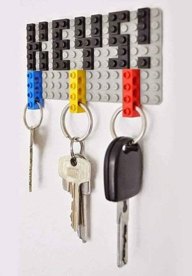 Lego - ключница