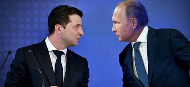 Угроза дефолта и эпидемия неизбежно заставят Зеленского просить помощи у России