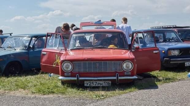 Золотая «копейка» советского автопрома