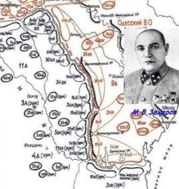 Неожиданная война гитлеровской Германии с СССР. Часть 25. ОдВО