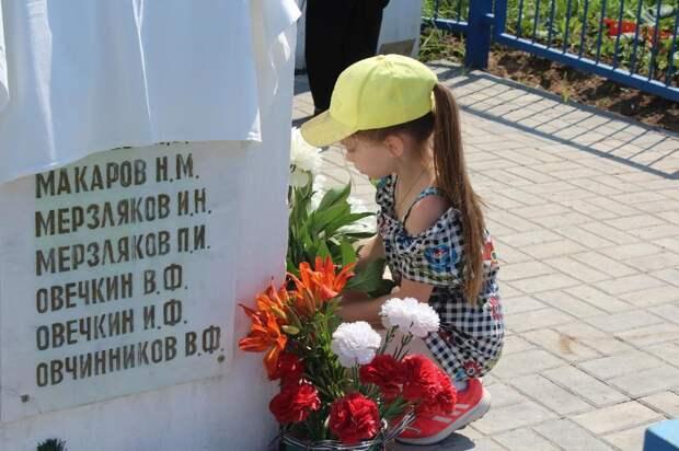 В Ижевске увековечили имя героя, погибшего под Ржевом