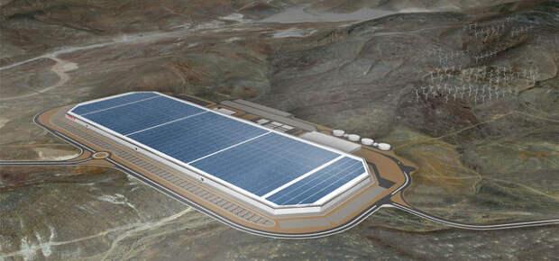 Tesla собирает клиентов на открытие «Гигафабрики»